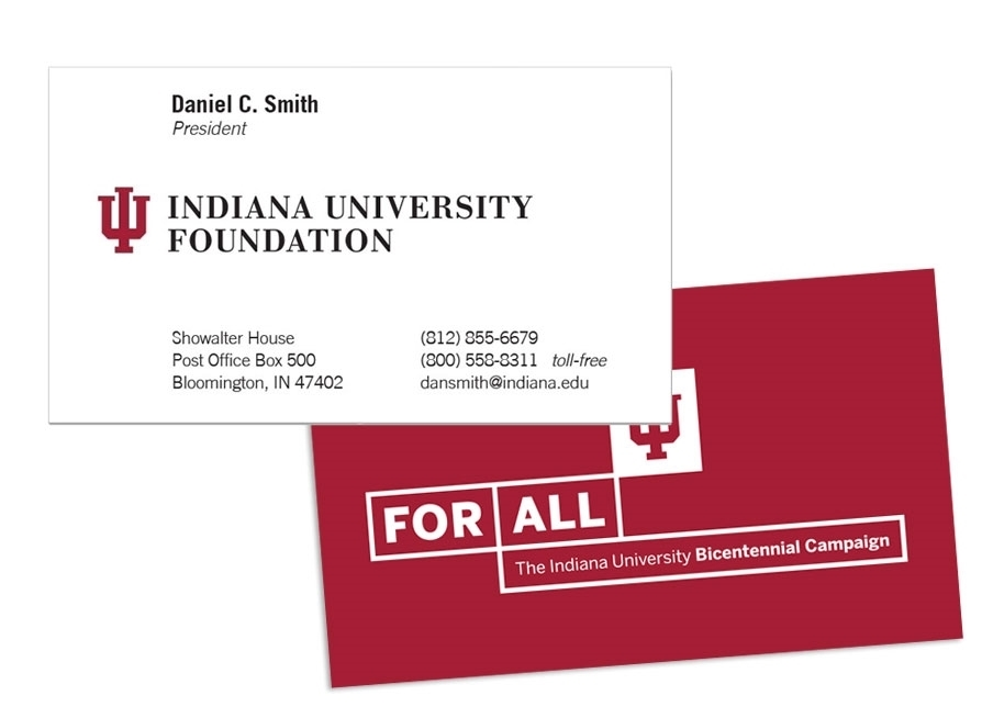 Business cards two sided iu foundation product details colourmoves